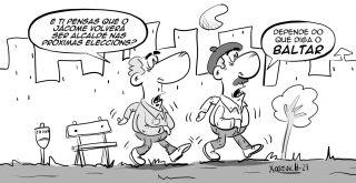 Alcalde Ourense Jácome vs Baltar humor chistes memes (1)