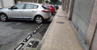 Rúa da Presa en A Valenzá